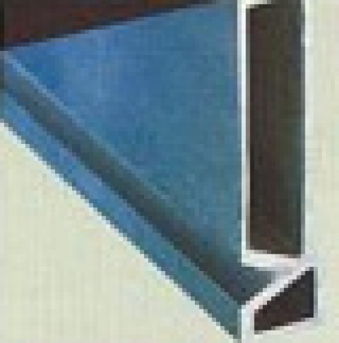 AL 2000 Profil, vysoký komorový profil, velmi lehký, tuhý, malého objemu