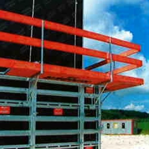 MASTER pracovní betonovací plošina, pozinkováno