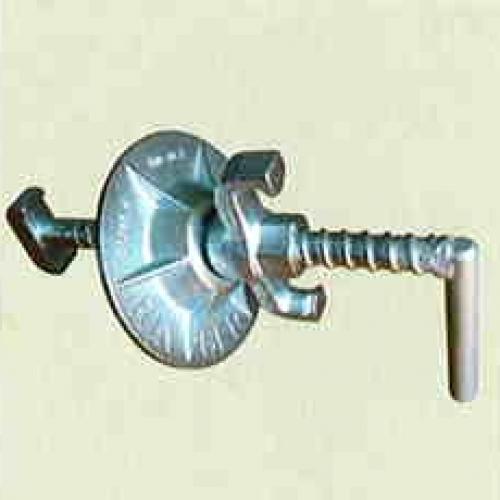 Přednastavitelná spojka MASTER. Spojka pro vyrovnání, rozsah nasatvení až 20 cm