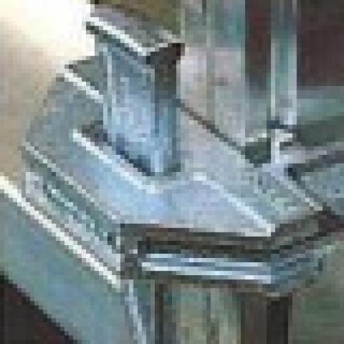 Rychlospojka kovaná pro ST a ALU 2000 s ocelovým profilem