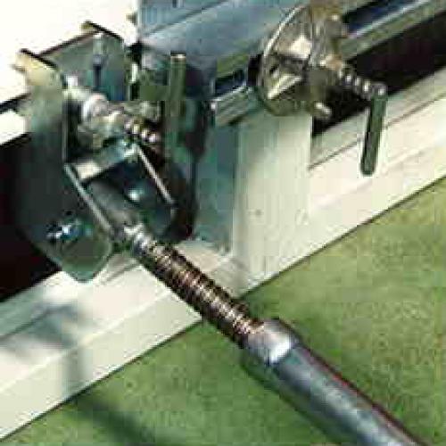Směrovací opěra se šroubem, do 3,50 m, pozinkováno