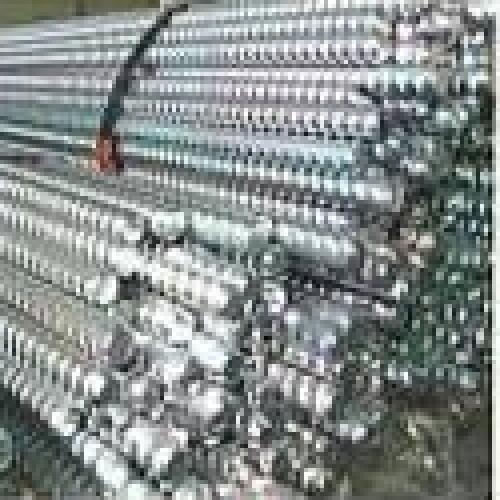 Spínací ocel, pozinkováno